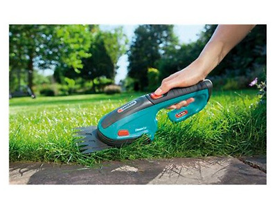 Cordless Battery Powered Grass Trimmer Shears Rechargeable Lithium Ion Battery