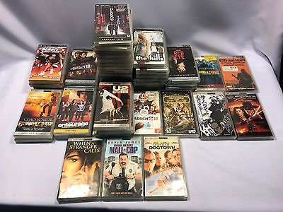 50x Bulk Lot Sony PSP UMD & Games Mixed lot Playstation Portiable Please read
