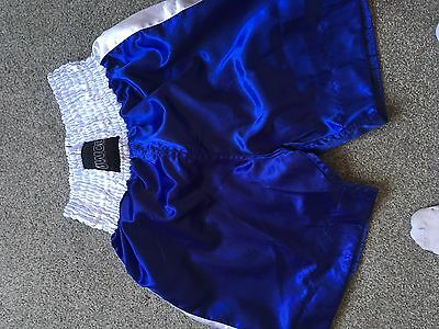 Official Uwcb Boxing Shorts Size M