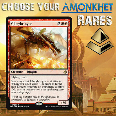 Choose Your Amonkhet AKH - Rare Cards - MTG M/NM