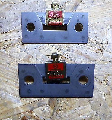 Square D Overload Relay Thermal Heating Element C90 Lot of 2