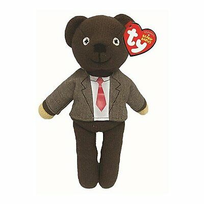 TV Series Mr Bean Teddy Bear with Jacket UK Exclusive + FREE UK Shipping