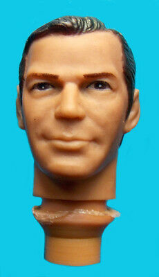 "1974 STAR TREK 8"" mego scifi figure -- KIRK HEAD Type 1"