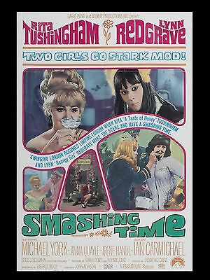 "Smashing Time 16"" x 12"" Reproduction Movie Poster Photograph"