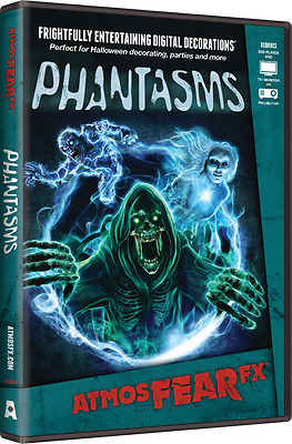 AtmosFEARfx Phantasms Digital Decoration DVD