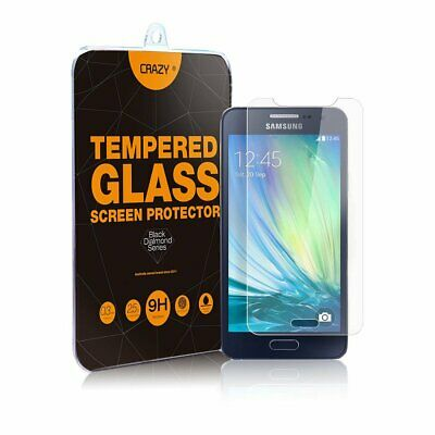Premium Tempered Glass Screen Protector For Samsung Galaxy A3/A5/A7