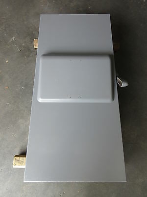 ITE Gould 600 Amp 600V Heavy Duty Fusible Vacu-Break Safety Switch 480V 600A