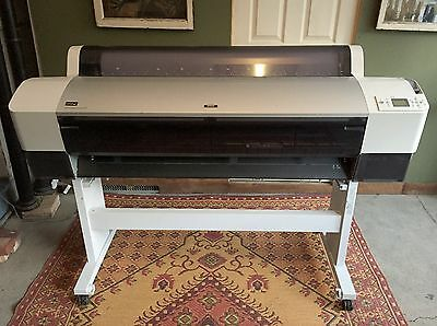 "Epson Stylus Pro 9800 Large Format Professional Printer 44"" GREAT CONDITION!"