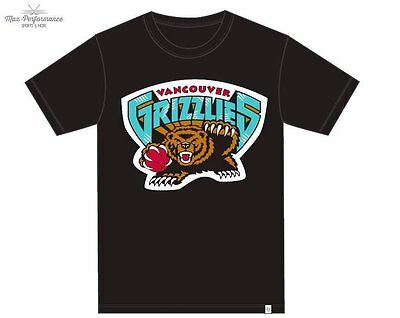 47 Brand Vancouver Grizzlies T-Shirt! Officially licensed NBA product shirt