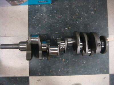 Original Ford 1969 Mustang Shelby Gt500 Mach 1 Fairlane 428Cj Crankshaft 1Ub