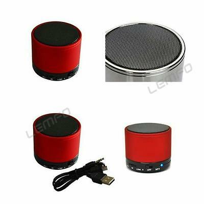 Mini Altavoces Bluetooth Portátil Recargable Para Móvil Mp3 Tablet