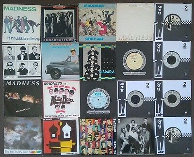 20 singles Madness The Specials The Beat The Special AKA Two Tone