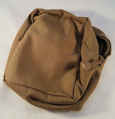 BDS Tactical General Purpose Pouch CB MARSOC CRYE LBT EAGLE SFLCS