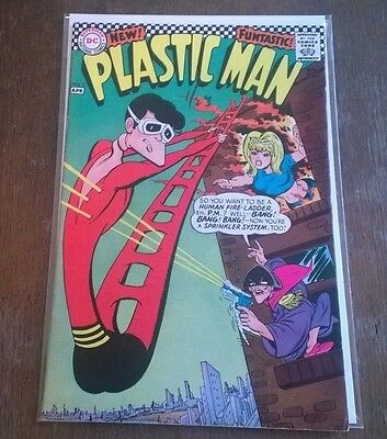 Plastic Man #3 (March 1967 DC Comics) VF/NM Silver Age