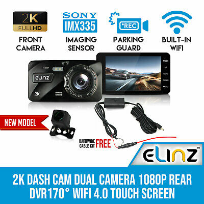 "3.2"" LCD Dash Cam Camera Video Car DVR Recorder 1080P HD Night Vision G-sensor"