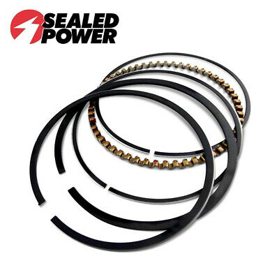 Ford Cleveland 302 351 Holden 308 304 4.9 Moly Piston Ring Set +020 Sealed Power