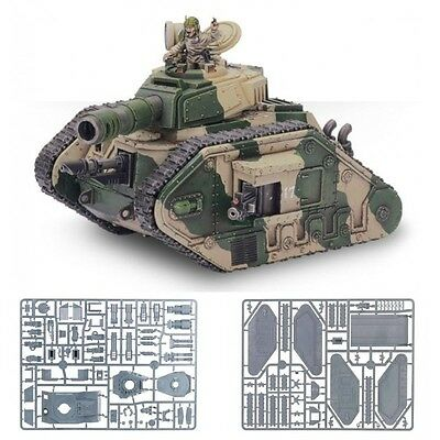 Astra Militarum Imperial Guard LEMAN RUSS TANK - New & on Sprue 40K