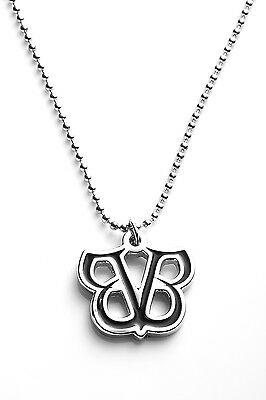 Black Veil Brides Metal Pendant with Chain Ball Necklace BVB Black