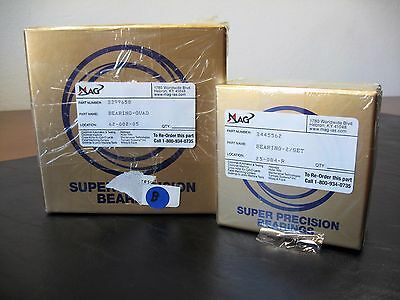 Cincinnati Milacron, 30V High Performance Profiler NSK Spindle Bearings, New/NOS