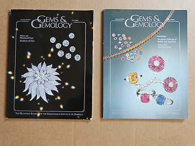 Gems and Gemology Magazine Journal of the Gemological Institute of America