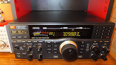 "JRC NRD-545 DSP Receiver ""WIDE BAND"" (CHE-199) - excellent"