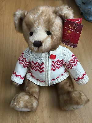 Soft Toy Harrods Teddy Bear Large 2011