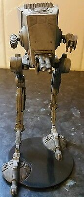 Wizards of the Coast Star Wars Miniatures game AT-ST