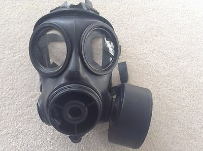 British Army  S10  Gas Mask With Respirator