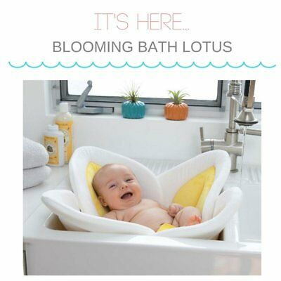 Blooming Bath LOTUS Yellow