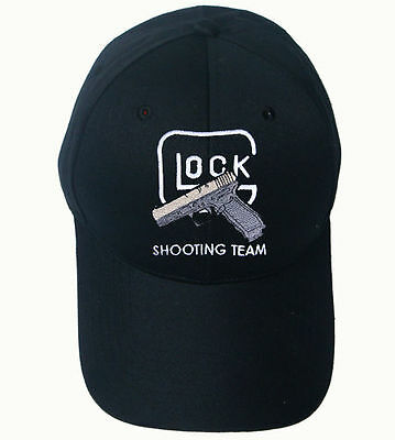 """GLOCK SHOOTING TEAM"" Cap, NEU!"