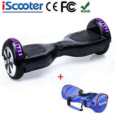 Self Balancing Scooter 2 Wheel Electric Bluetooth Balance Board+Free Bag 6.5INCH
