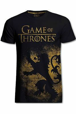 T-Shirt Game of Thrones Lannister Jumbo Print