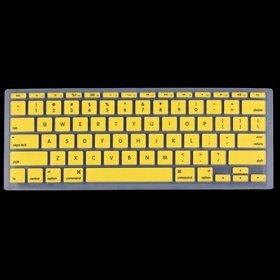 TECHNIC Yellow Colorized Apple Laptop Silicone Keyboard Protector Protective Fi