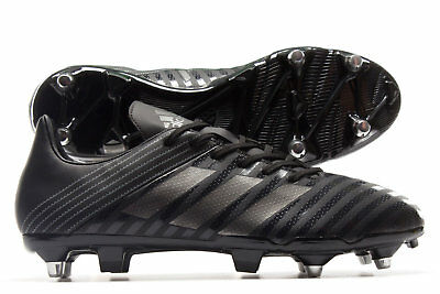 adidas Mens Malice SG Rugby Boots Shoes Footwear Sports Training