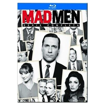 Blu-ray Bluray BR Mad Men - Complete Serie (1-7)