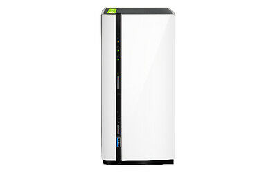 [Co.gr.] Ts-228 Qnap Home Nas 2 Baie 3.5  1Gb