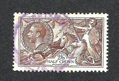 mjstampshobby 1912 UK SG Nr 450 Brown Used VF Cond (Lot1131)