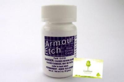 Armour Etch® Glass Etching Cream 90ml (85g)