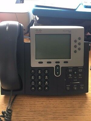 Cisco 7961G CP-7961G Unified IP Phone VoIP Telephone