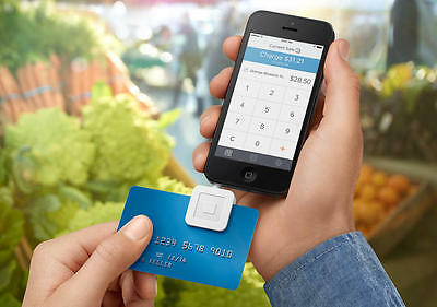 Square Credit Debit Card Reader Mobile Phone Payment Process Apple Ios Android