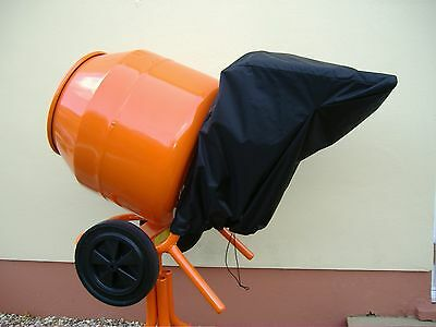 Cement Mixer Rain/ Weather Cover Heavy Duty Water Proof, fits Belle etc.