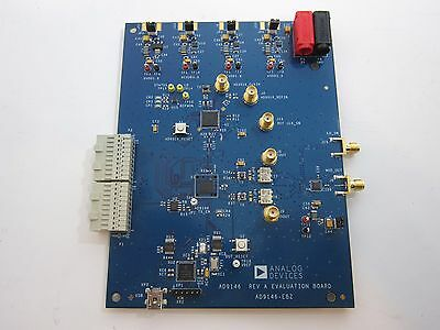 Analog Devices AD9146 Evaluation Board AD9146-EBZ Rev A RoHs Compliant