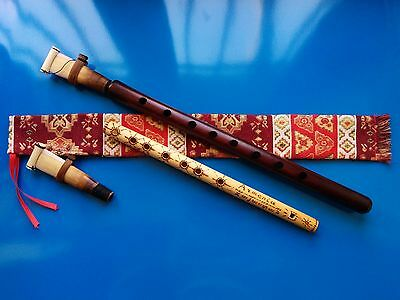 ARMENIAN DUDUK PRO from Apricot Wood + 2 Reeds + National Case + Free Gift Flute