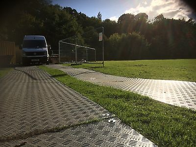 Temporary Access and Ground Protection Mat 2.4m x 0.6m x 10mm