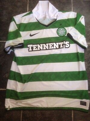 Mens football T-shirts The Celtic Football Club size Large