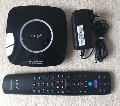 Youview Box BT Model DB-T2200, Excellent Condition with original remote control