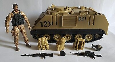 Bbi Elite Force - M113 ARMORED VEHICLE scale 1/18