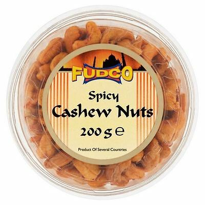 Fudco Spicy Cashew Nuts 200g