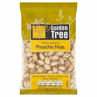 Pistachio Roasted & Salted 200g