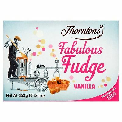 Thorntons Vanilla Fudge 350g